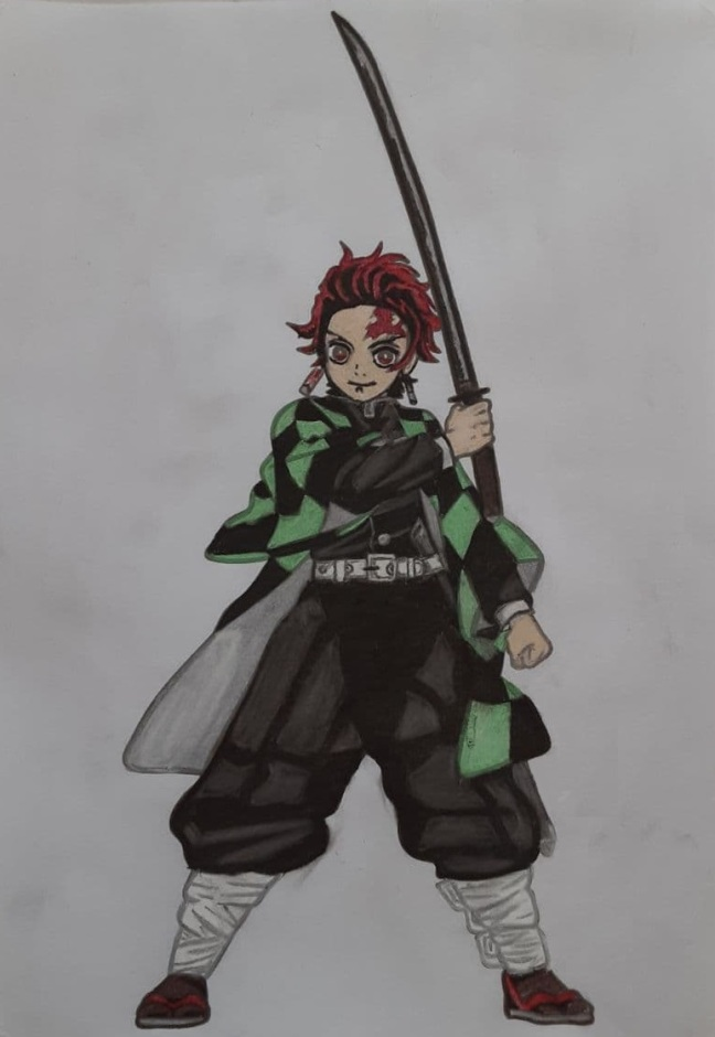 Demon Slayer Tanjirou